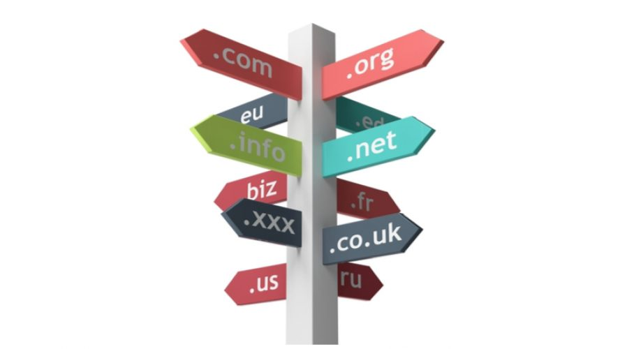 Explaining Domain Name Extensions: What do these all mean and how many are there?